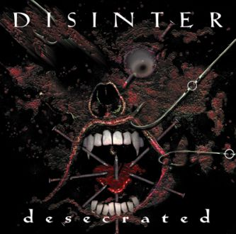 Disinter - Descrated